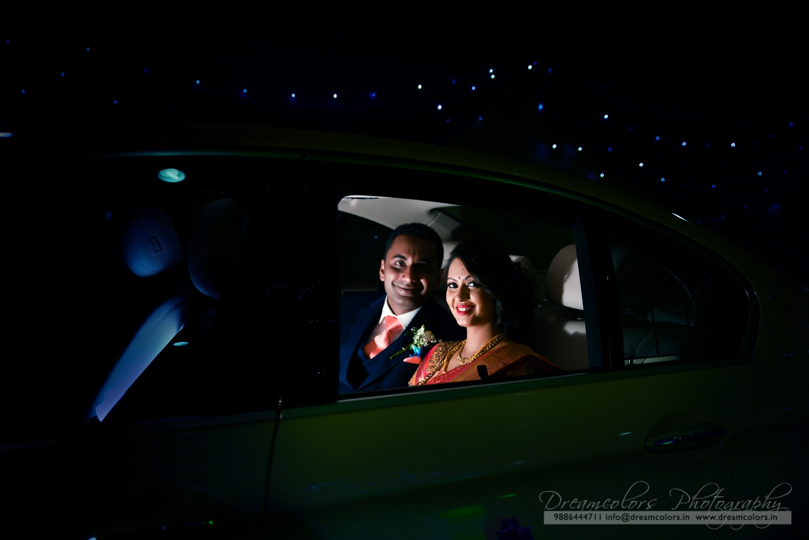 From the Recent christian wedding in Bangalore