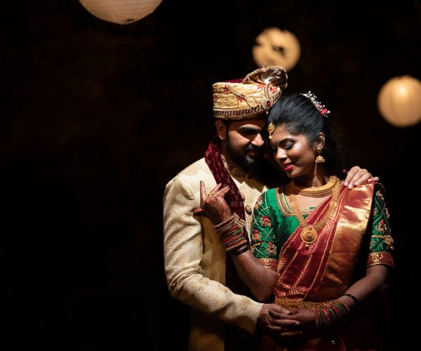 Nandini & Ravi – A two state wedding